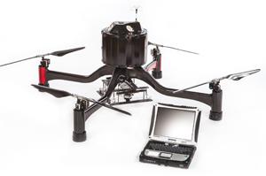 Come funziona un drone